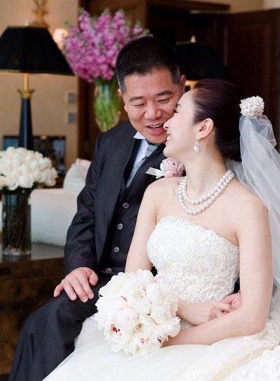 Ảnh cưới của Lê Tư - Mã Đình Cường.