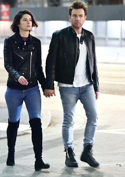 Ewan McGregor ly hôn vợ sau 22 năm chung sống