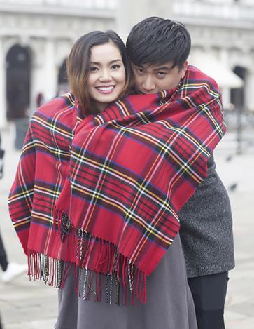 Nguyễn Ngọc Anh (trái) và Tô Minh Đức.