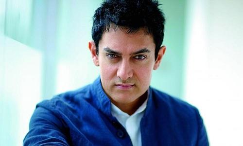 Ngôi sao Ấn Độ Aamir Khan.