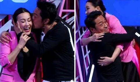 Mã Cảnh Đào bị nhận xét quá phấn khích khi gặp Lưu Gia Linh trên trường quay.