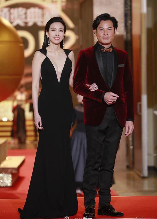 Giai nhân, tài tử trên thảm đỏ kỷ niệm 50 năm TVB