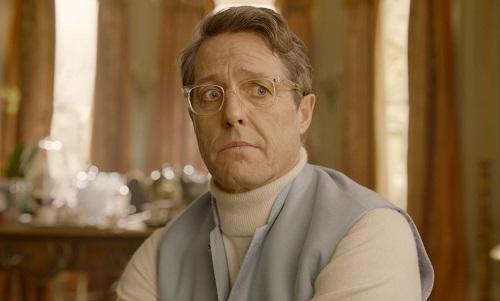 Hugh Grant thủ vai một diễn viên ích kỷ trong phim.