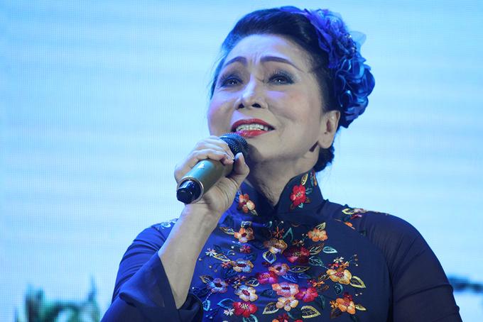 NSND Bạch Tuyết khóc nhớ cố nhạc sĩ Bắc Sơn