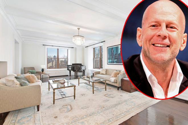 Nhà phố New York gần 18 triệu USD của Bruce Willis