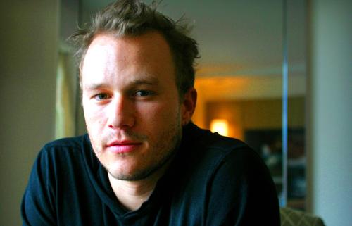 Heath Ledger qua đời ở tuổi 28.