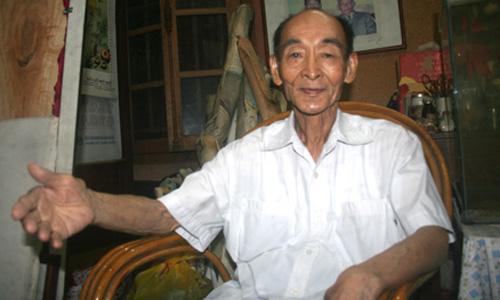 Họa sĩ Phan Kế An.
