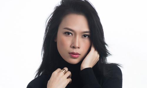 Nữ ca sĩ Mỹ Tâm.
