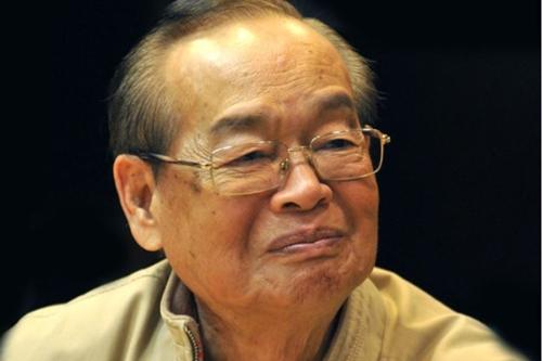 Danh hài Văn Chung.