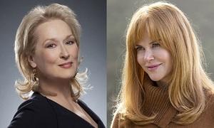 Meryl Streep đóng vai mẹ chồng Nicole Kidman