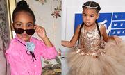 Kho đồ hiệu đắt giá của con gái Beyonce