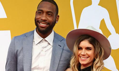 Leah Labelle và chồng - Rasual Butler (trái).