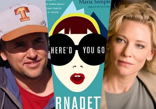 Linklater (trái) sẽ cộng tác cùng Cate Blanchett.