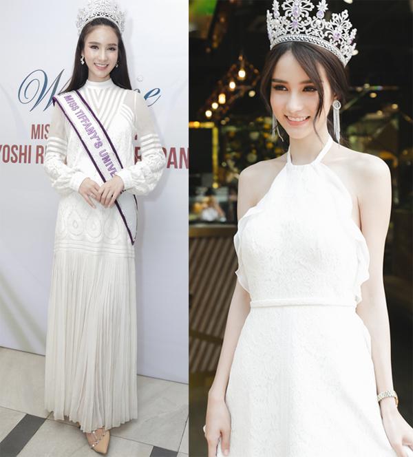 Đối thủ của Hương Giang tại Hoa hậu chuyển giới 2018