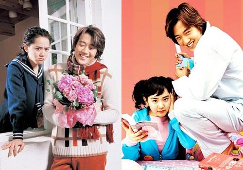 Năm 2004, diễn viên 17 tuổi thủ vaichính trong phim điện ảnh hài tình cảm -Cô dâu tuổi 15 (My little bride) - đóng cặp với đàn anh Kim Rae Won. Geun Young vào vai Bo Eun, tính tình hoạt bát, đang học cấp ba và có hôn ước với Sang Min.Ông của Bo Eun nói dối gia đìnhbị bệnh sắp qua đời, trước khi nhắm mắt, ông muốn nhìn thấyhai cháu kết hôn. Sau đám cưới, cặp vợ chồng trẻgiữ bí mật với bạn bè. Những tình huống rắc rối và hài hước xảy ra khi Sang Min làm thầy giáothực tập của Bo Eun. Từ tranh cãi, họ dần phải lòng nhau. Diễn xuất sinh độnggiúpMoon GeunYoung đoạt nhiều giải thưởng lớn, trong đó Ngôi sao nổi tiếng tại Rồng Xanh lần thứ 25. Từ đây, cô đượcmệnh danh là Em gái quốc dân.