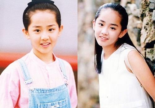 Moon Geun Young sinh trưởngtrong gia đình trí thức - cha làm thầy giáo, mẹ là thủ thư tại thư viện thành phốGwangju,Hàn Quốc. Nhờ ngoại hìnhdễ thương, từ năm 12 tuổi, cô được mời làm người mẫu quảng cáo và tạp chí. Năm 1999,Geun Young lần đầu xuất hiện trên màn ảnh vớiphim tài liệu On the way - do Choi Jae Eun làm đạo diễn. Khuôn mặt trong sáng, nét diễn tự nhiên của sao nhí gây ấn tượng với các nhà làmphim.