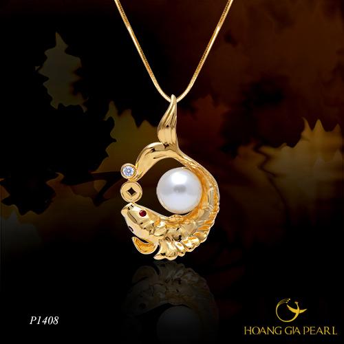 Mẫu trang sức cá vàng may mắn liên tục xuất hiện trong các bộ sưu tập đón xuân của thương hiệu.