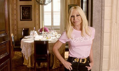 Biệt thự chục triệu USD của giám đốc sáng tạo Versace