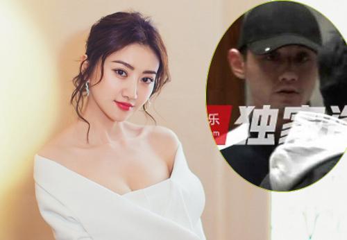 Trang Sohu khẳng định Trương Kế Khoa hẹn hòCảnh Điềm tại nơi cô đóng phim.