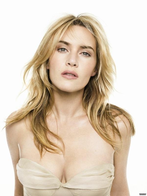 """<p class=""""Normal""""> Minh tinh Kate Winslet sinh năm 1975, cao 1,69 m.</p>"""