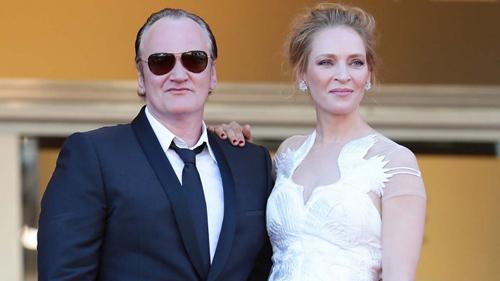 Quentin Tarantino và Uma Thurman rạn nứt tình bạn sau vụ việc.