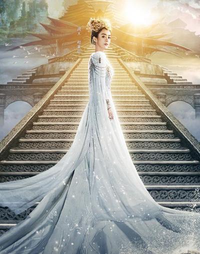 Sáu nàng quốc vương Nữ Nhi Quốc trên màn ảnh