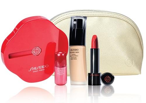 Bộ mỹ phẩm Shiseidogiá1,999triệu(giá gốc3,2triệu đồng).