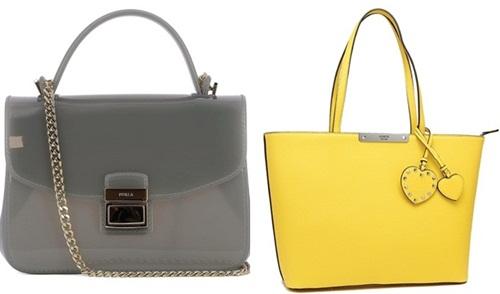 Túi Purla giá ưu đãi 2,999triệu (giá gốc5,7triệu đồng).Mẫu túi Guessưu đãi còn1,299triệu (giá gốc2,599triệu đồng).