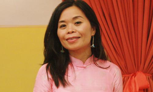 Nguyễn Phan Quế Mai - người chọn lọc và chuyển ngữ 20 truyện ngắn.