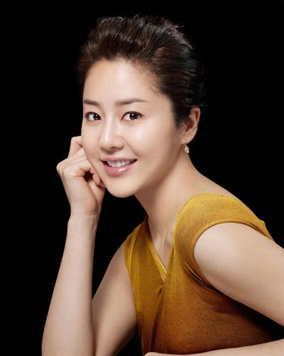 Diễn viên Go Hyun Jung.