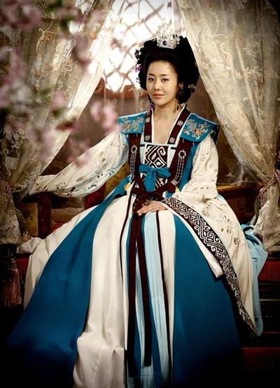 Go Hyun Jung trong phim
