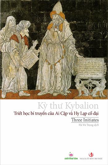 Kỳ thư Kybalion do Nhà xuất bản Tri thức ấn hành.