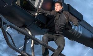 Trailer Tom Cruise đu trực thăng thu hút trong tuần