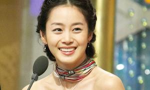 Ảnh Kim Tae Hee 14 năm trước gây sốt