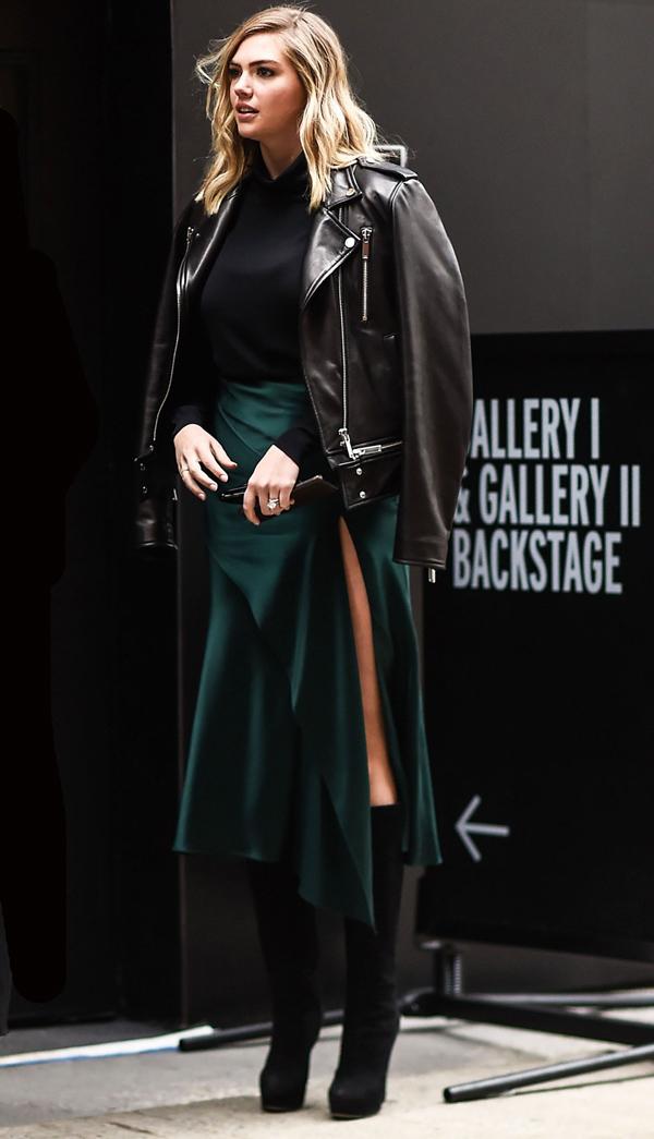 Dàn sao thế giới dự Tuần thời trang New York