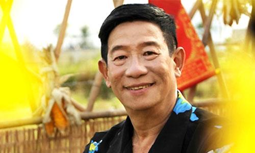 Diễn viên Nguyễn Hậu có hơn 40 năm gắn bó cùng nghiệp phim ảnh.
