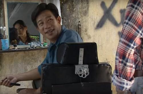Khả năng nhập vai từ hiền lành đến phản diện của diễn viên Nguyễn Hậu - 1