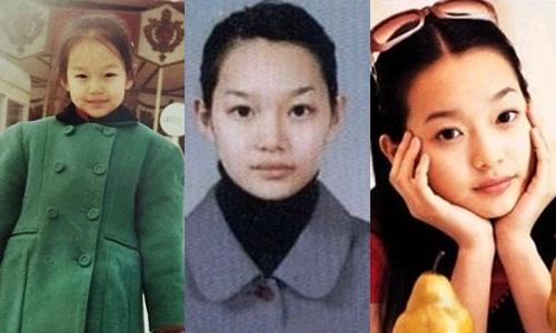Nhan sắc Shin Min Ah qua thời gian