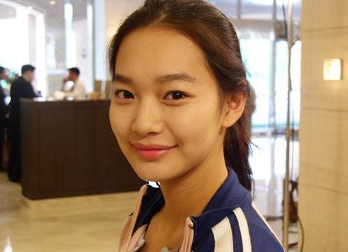 Nhan sắc Shin Min Ah qua thời gian - 1