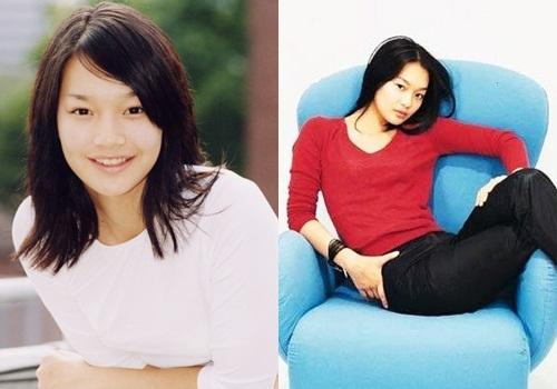 Nhan sắc Shin Min Ah qua thời gian - 2