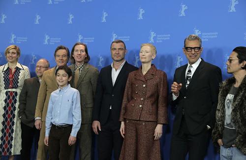 Dàn diễn viên tham gia lồng tiếng trong phim.