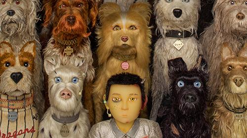 Phim Isle of Dogs
