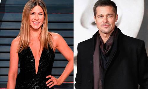 Brad Pitt và Jennifer Aniston chia tay năm 2005.