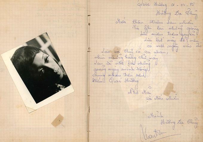 Bút tích cố NSƯT Thanh Nga và loạt giai nhân một thời