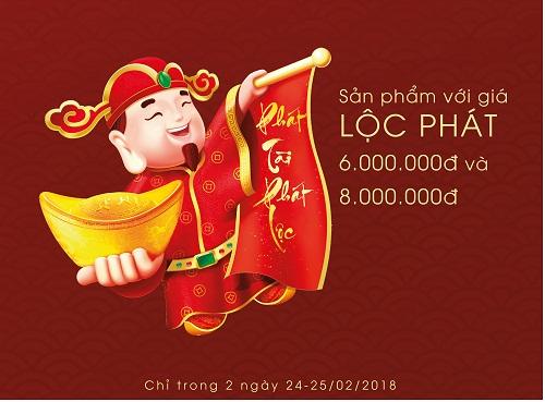 Nhiều sản phẩm ưu đãi trong ngày vía Thần Tài từ Prima Gold.