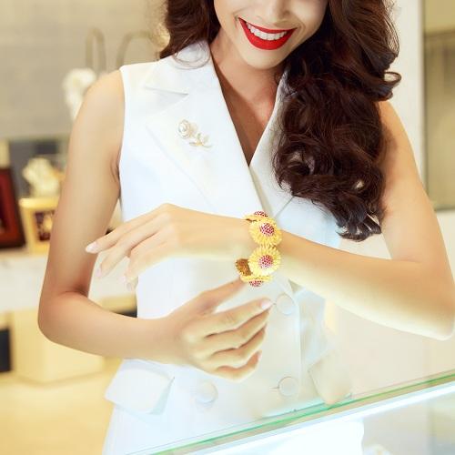 Nữ trang từ vàng 24K tỏa năng lượng tích cực, ngăn chặn điềm xấu