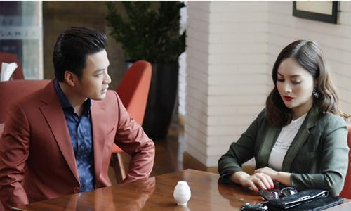 Nhân vật Phong (trái) kết hôn với Diệu vì muốn tìm cách khỏa lấp chỗ trống của tình cũ.