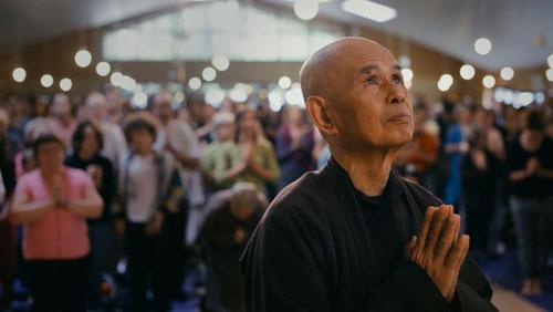 Phim về thiền sư Thích Nhất Hạnh chiếu ở Việt Nam từ ngày 1/3