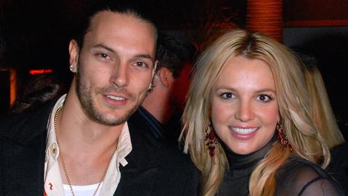 Britney Spears và Kevin Ferderline ly hôn từ năm 2007.
