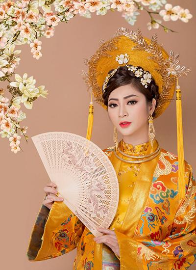 Diễn viên Thanh Trúc muốn kết hôn ở tuổi 35.